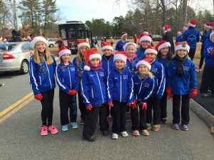 Concord Holiday Parade