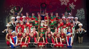 CDA Holiday Show Performance #1 @ Concord City Auditorium